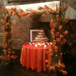 chuppah for cake